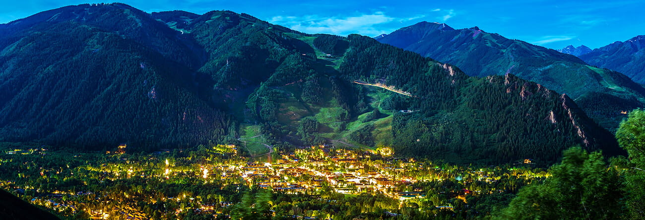 aspen colorado summer