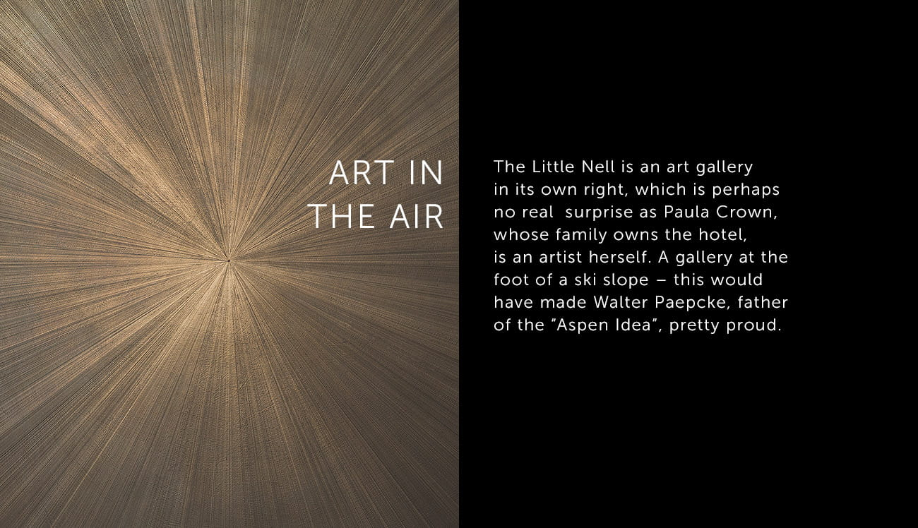 Aspen Art | The Little Nell
