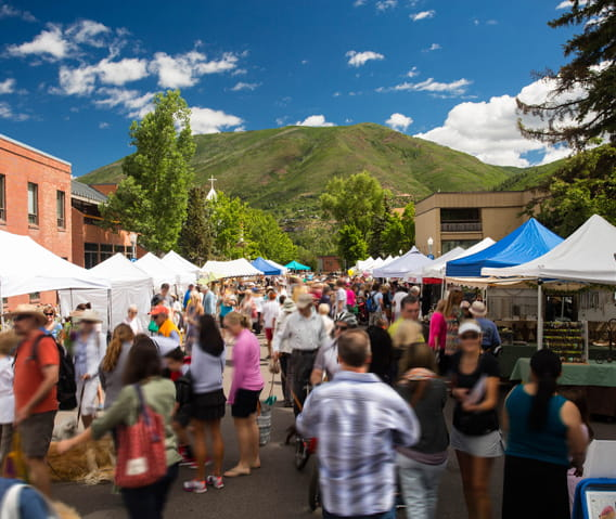 the little nell aspen colorado dining element 47 saturday market