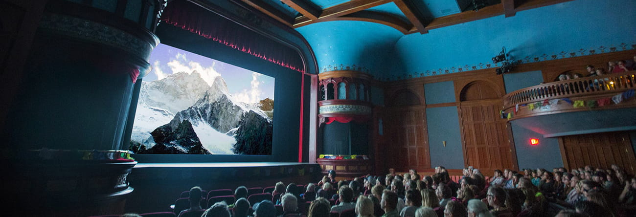 mountainfilm at the wheeler opera house