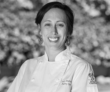 Element 47 Pastry Chef, Amy Andrews