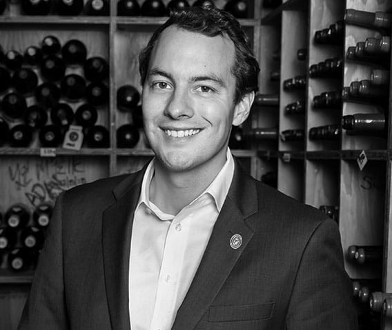 chris dunaway wine director at the little nell