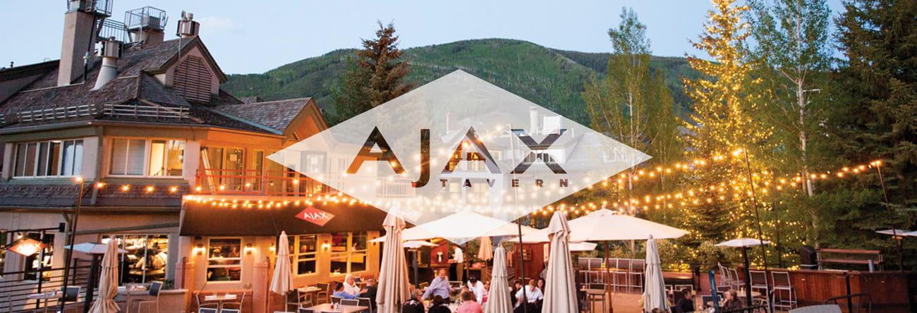 Ajax Tavern Restaurant At The Base Of Aspen Mountain The
