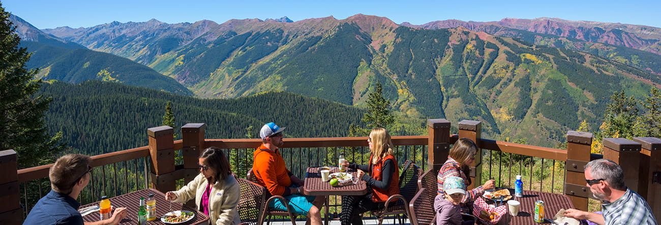 how to get to sundeck aspen