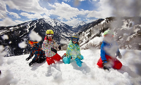 aspen snowmass family adventures buttermilk mountain
