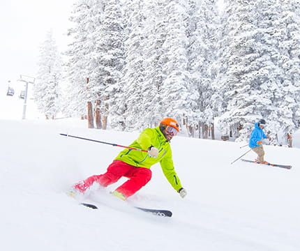 skiing and winter adventures in aspen