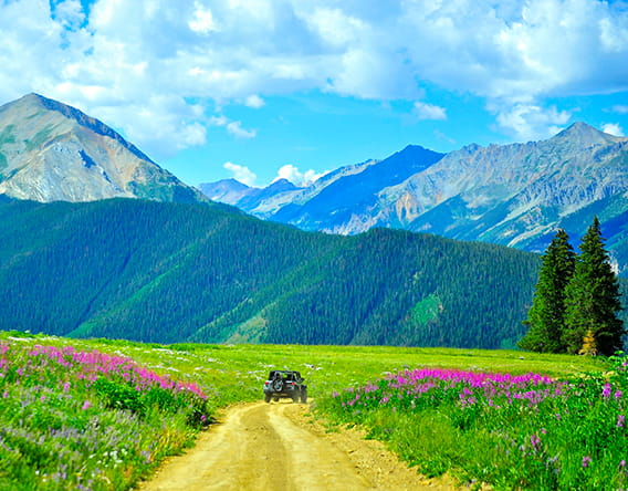 Aspen Off-Road Tours & Adventures   The Little Nell