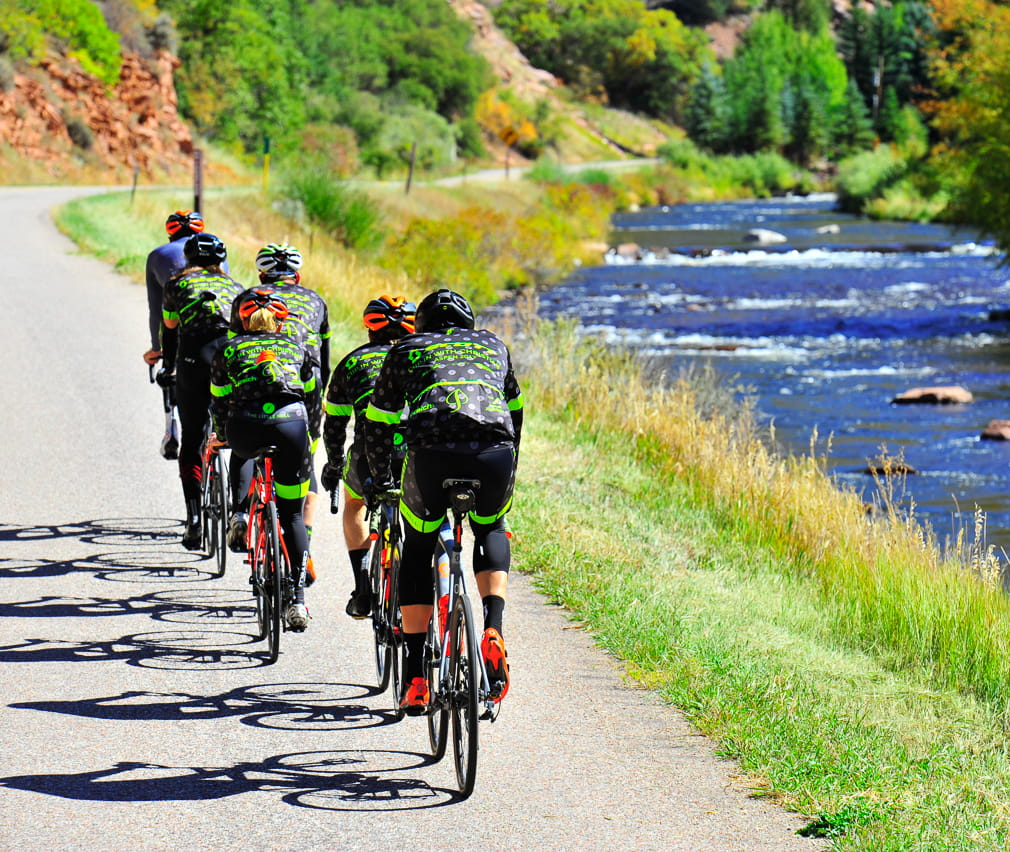Clip In with Christian Cycling Camp Aspen