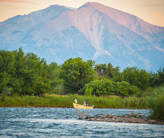 aspen summer adventures fly fishing