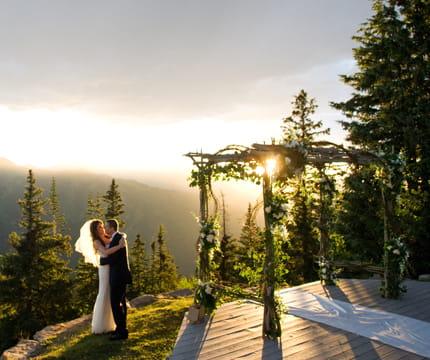 breathtaking aspen colorado wedding venues the nell