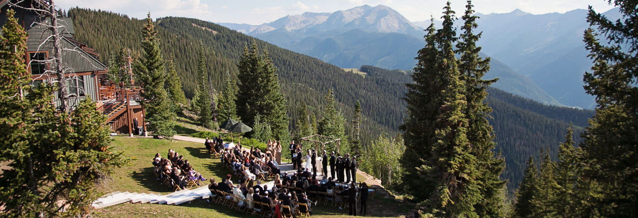 Breathtaking aspen colorado wedding venues the little nell junglespirit Image collections