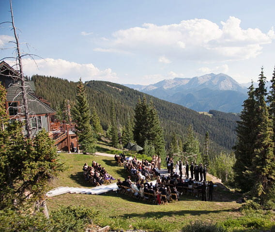 aspen venues at the little nell