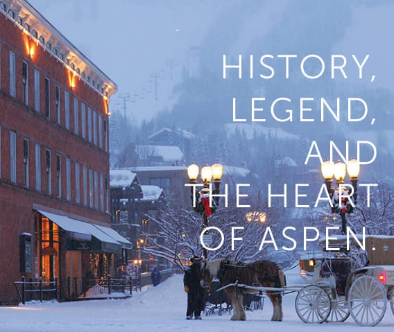 History of Aspen & The Little Nell