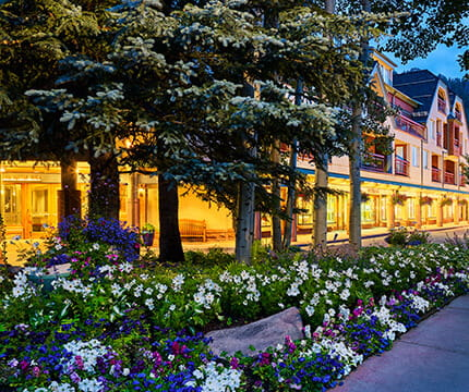 Click here to meet the executive team at The Little Nell hotel in Aspen, Colorado.