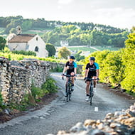 duvine cycling in france