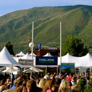 food and wine classic aspen at the little nell