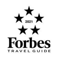 forbes travel guide 2021 logo