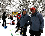 powder tours guides