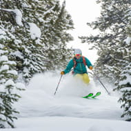 aspen skiing and winter adventures at the little nell