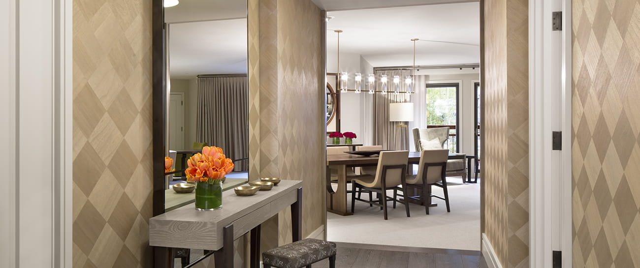 iselin suite entry aspen