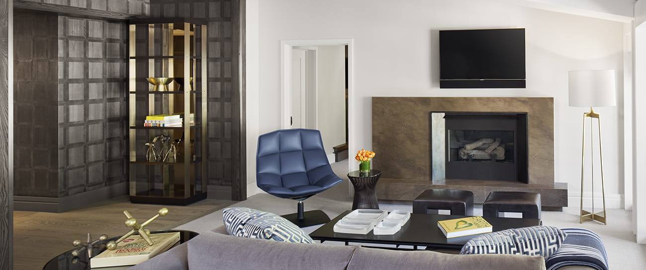 roch suite living room aspen