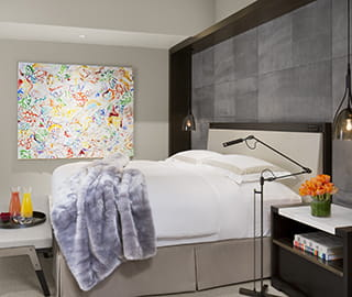 roch suite bedroom aspen