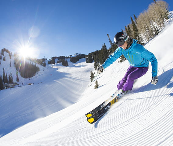 stay at The Little Nell and ski Aspen Snowmass