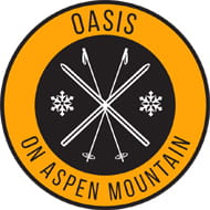 oasis champagne bar on aspen mountain