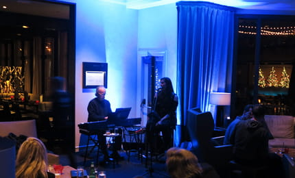 brazilian jazz sessions at the little nell