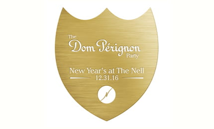 dom perignon new years eve party at the little nell