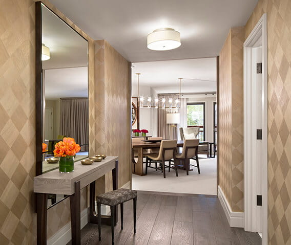 the little nell aspen benedict suite entry
