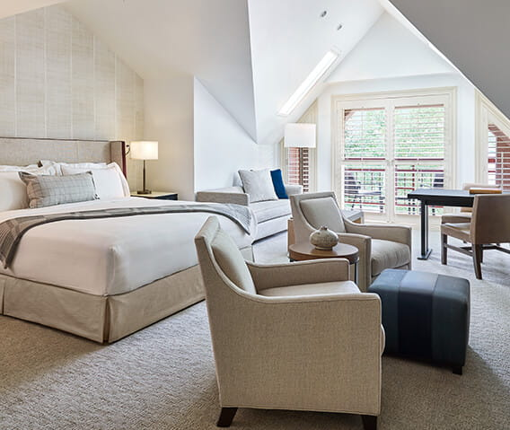 premium townside guest room the little nell aspen