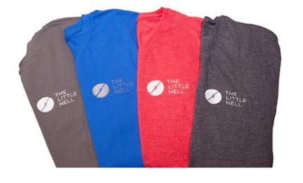 Aspen fitness and health center the little nell for La fitness t shirt