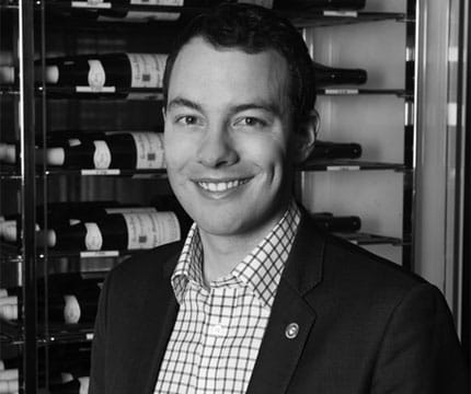 sommelier at the little nell in aspen