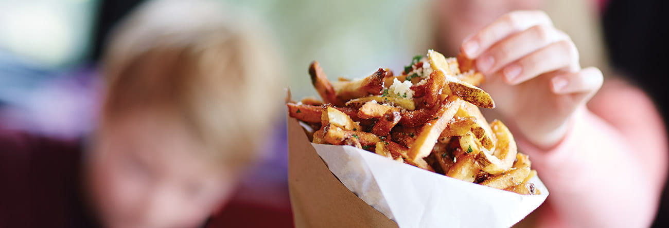 ajax tavern truffle fries