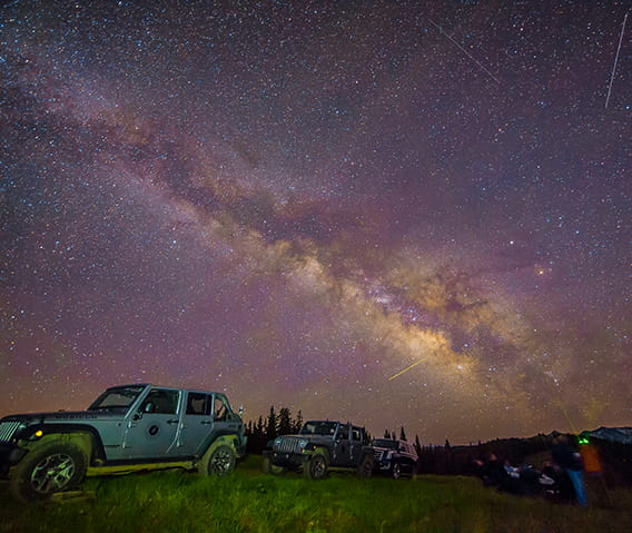 aspen stargazing tours