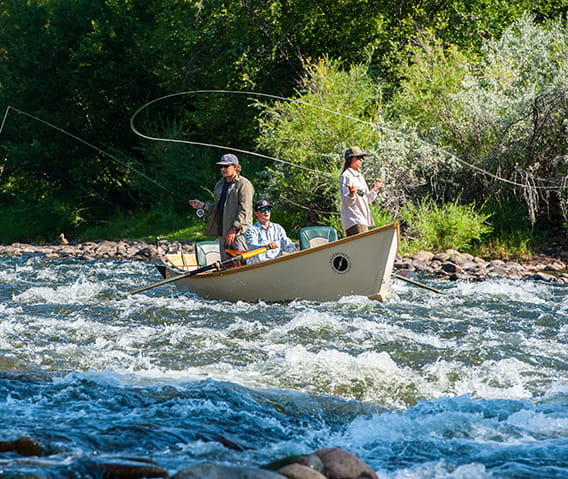 adventures with the little nell fly fishing roaring fork