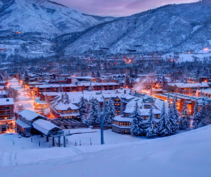 the little nell hotel in aspen, colorado