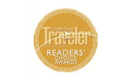 conde nast readers choice awards