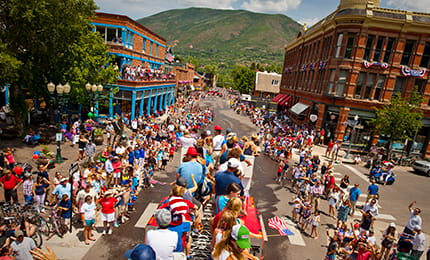 4th of july in aspen