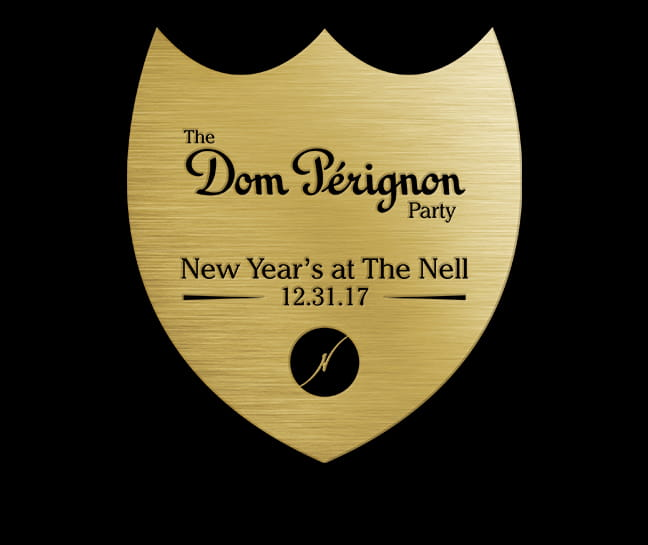the dom perignon party - new years at the nell